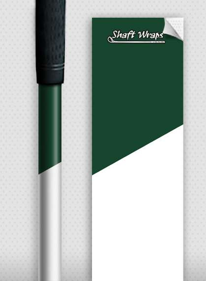 Dark Green and White-0