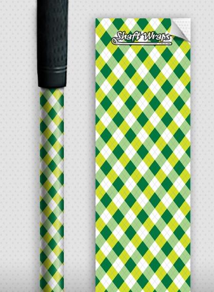 Green Argyle-0