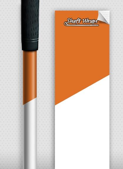 Orange and White-0
