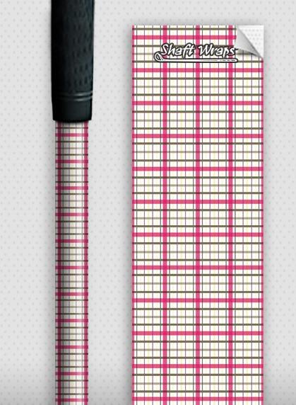Pink Plaid -0